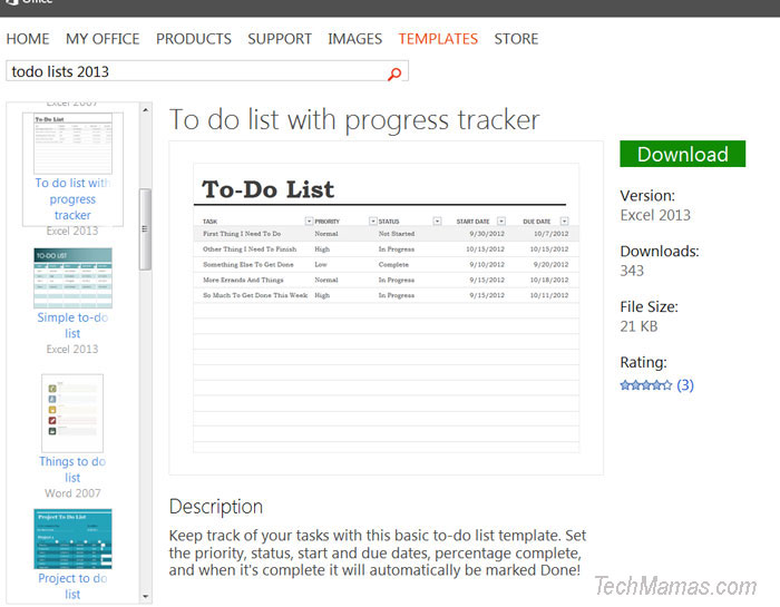Tips To Creating Digital Chore Lists Using Microsoft Office