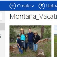 Sharing Family Memories with Microsoft SkyDrive and Skype