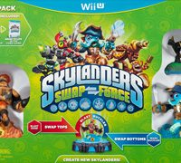 New Family Hardware and Games: From SteriShoe to Skylanders SWAP Force