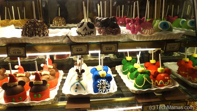 Trolley Candy Treats, Buena Vista Treat Disneyland