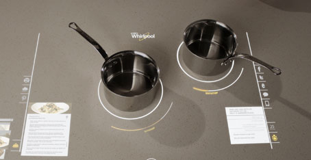 Whirlpool Induction Cooktop