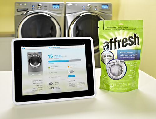 Whirlpool Wash App