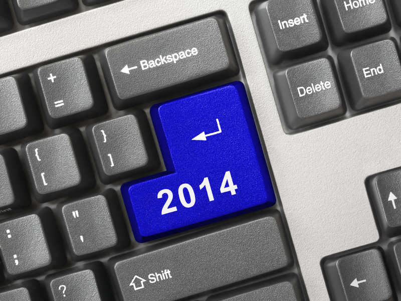 2014 Family New Year Resolutions