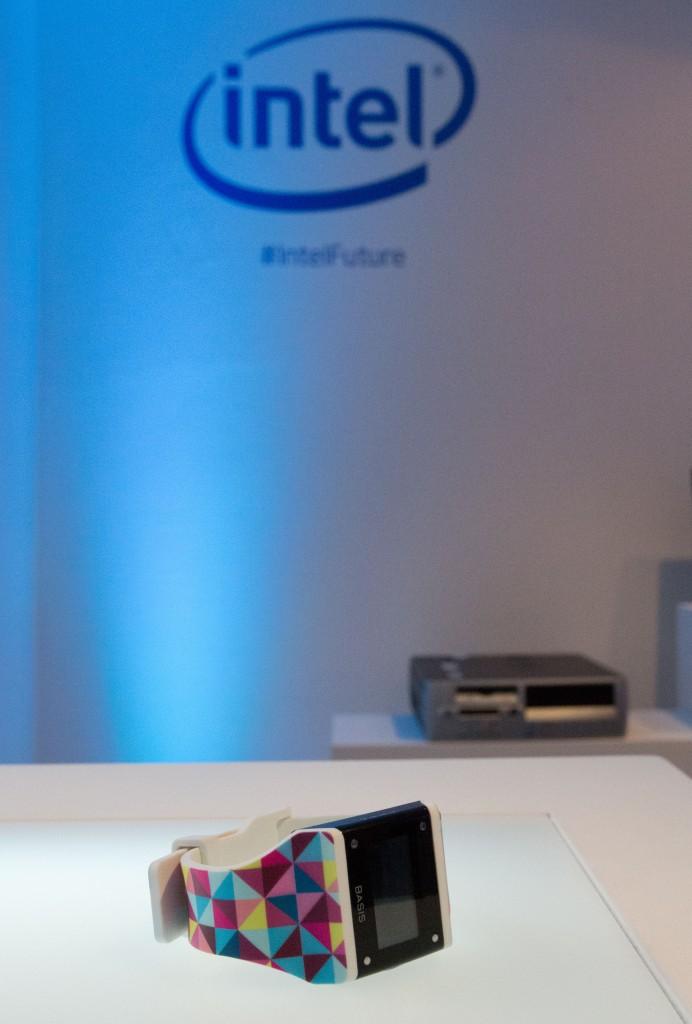 Intel Showcase of Future: Wearables