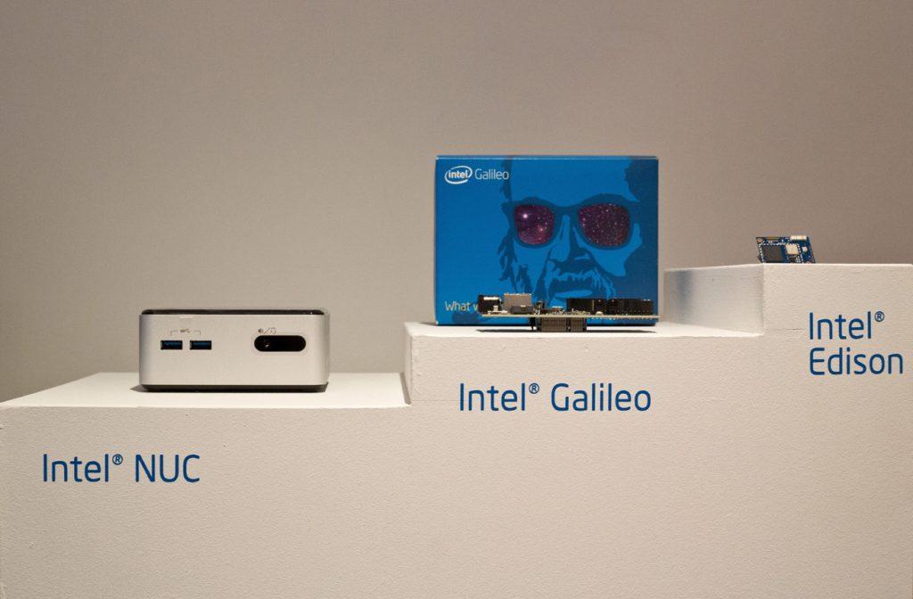 Intel Edison - Showcase of the Future