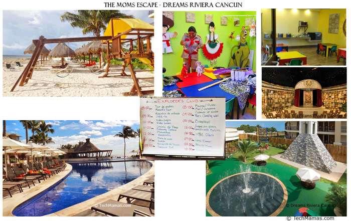 Dreams Riviera Cancun Tour
