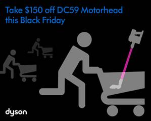Dyson Black Friday