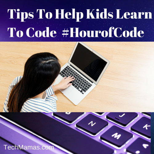 Tips For Kids To Learn To Code #HourofCode