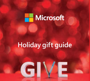 Microsoft Store Holiday Gift Guide