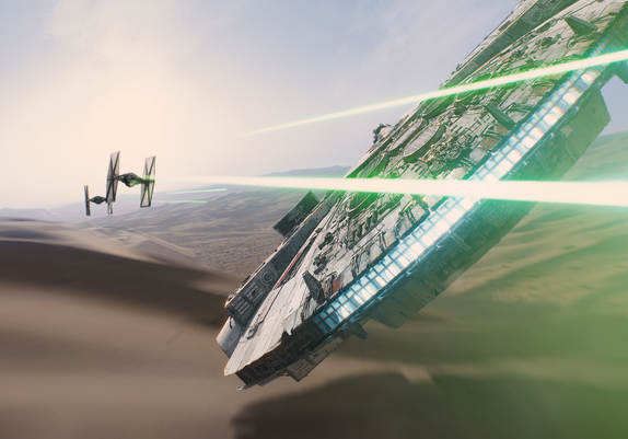 Star Wars: The Force Awakens (Lucasfilm)