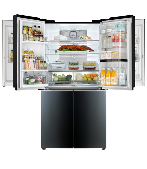 LG DoubleDoor-in-Door Refridgerator