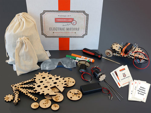 STEM Activities: Tinkering Labs