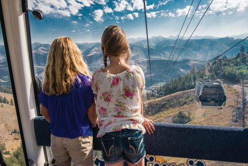 Sun Valley Resort Family Activities