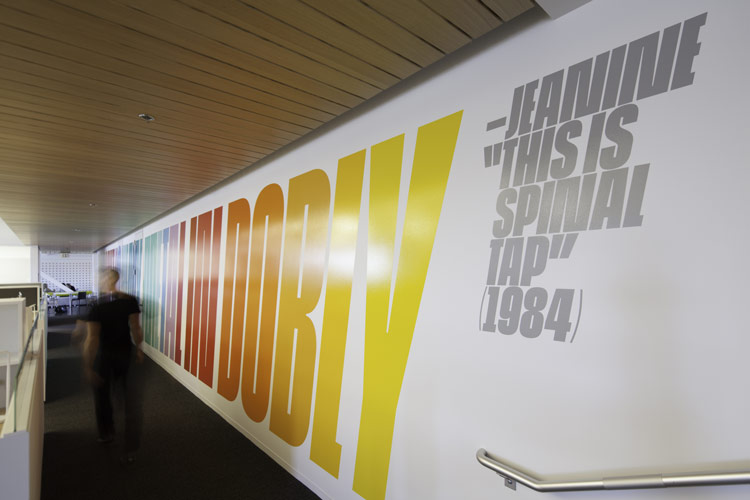 Dolby SF HQ Art
