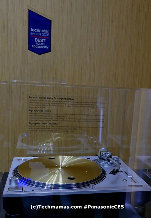 Panasonic Turntable
