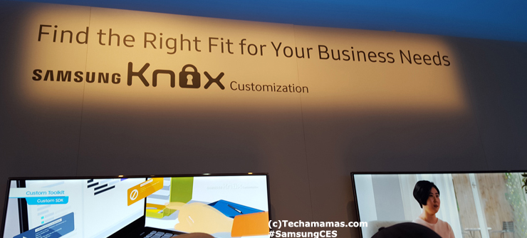Samsung Knox Security #CES #CES2016