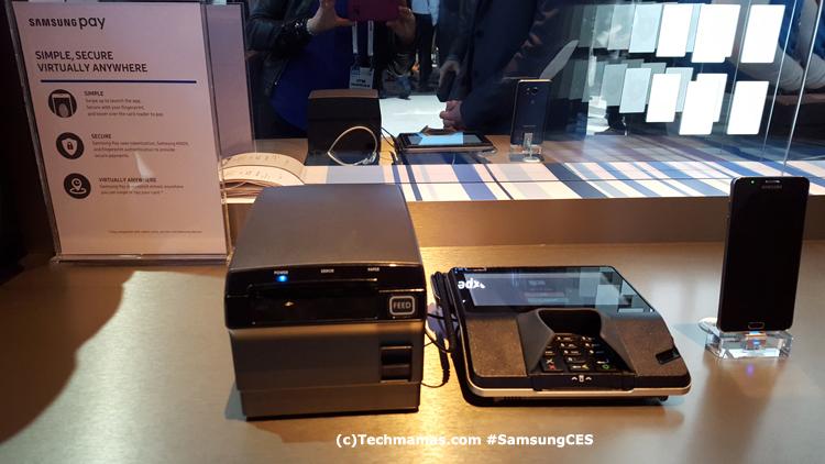Samsung Pay #CES #CES2016