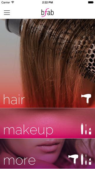 BFAB beauty app