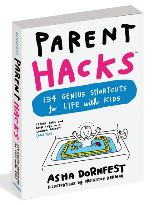 Parent Hacks Book