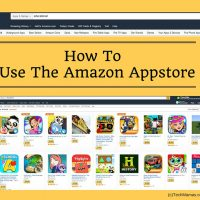 #HowTo Use The Amazon App Store