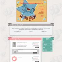 Pozvat – Stylish Online Invitation Website With Group Funded Gifts