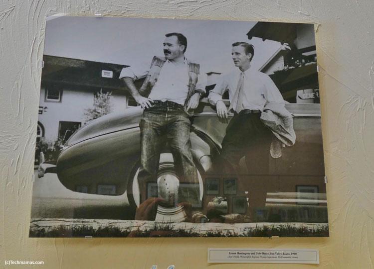 Ernest Hemingway Buick