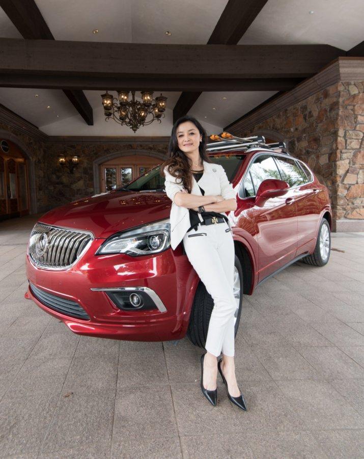 Coco Zhang-Miske Buick GM
